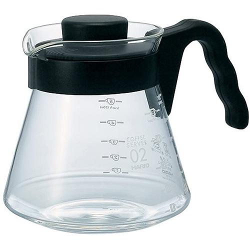 Hario-Jarra-Cristal-Y-Tapa-Cafetera-V60-Tamaño-02-Capacidad-700-ml