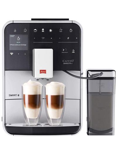 Melitta-Caffeo-Barista-TS-F850-101-Máquina-De-Café-Automática-Comparativa